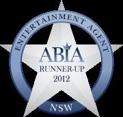 ABIA Web RunnerUp EntertainmentAgent12